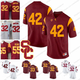 2ef1cd15976 ... amazon usc trojans 42 ronnie lott 32 o.j. simpson 33 marcus allen 55  willie mcginest red