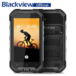 Blackview BV6000 Smartphone IP68 Waterproof MTK6755 Octa Core 3G RAM 32G ROM 13.0MP Mobile Phone 4.7 inch Screen 4G Cell Phone