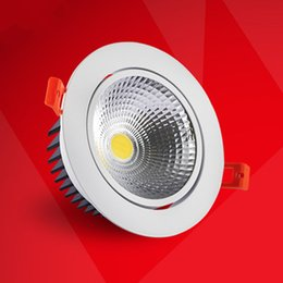 $enCountryForm.capitalKeyWord Australia - Hot Sale 3W 5W 7W 10W 12W LED Downlight Dimmable Warm White Nature White Pure White Recessed LED Lamp Spot Light AC85-265V