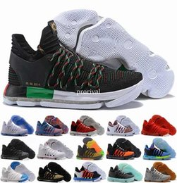 $enCountryForm.capitalKeyWord Canada - 2018 KD 10 X Mens Basketball Shoes Kevin Durant 10s Orange Pure Platinum BHM Oreo Triple Lmtd City Series Features KD10 Sports Sneakers