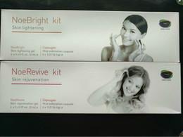 Bright machine online shopping - Noe Bright Kit Noe Revive Kit Gel Skin lightening Skin rejuvenation For Oxygen Machine CE