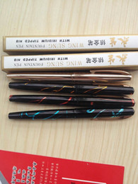 old fountain pens Canada - Wing Sung pen 812,old pem,export grade quality