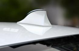 Shark Fin Antennas For Cars NZ - High quality ABS car Shark fin decorative antenna cover with paint for Honda Accord 2014-2017