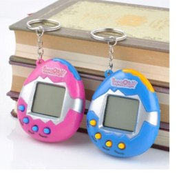 Amusement!!! Tamagotchi Electronic Pets Toys 90S Nostalgique 49 Animaux en un Virtual Cyber Pet Jouet Drôle Tamagochi livraison gratuite en Solde