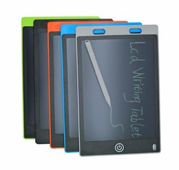 """Tablet 12 NZ - 12 Inch 12"""" LCD Writing Tablet Board Drawing Tablet Board Graffiti Environmental Mouse Pad for Message Children Early Teaching"""