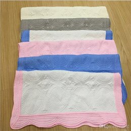 Objective Puseky Baby Blanket Newborn 2018 Fox Knitting Blanket Bedding Quilt For Bed Sofa Wool Blanket Newborn Photography Props 110*70cm Blanket & Swaddling