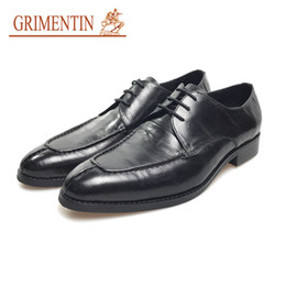 $enCountryForm.capitalKeyWord Canada - GRIMENTIN Hot sale brand mens shoes Italian fashion designer oxford shoes genuine leather formal business casual male dress shoes
