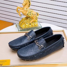 bd924dae8 Mens Loafers Leather retro Shoes Luxury Brand 2018 Designer Flat Driving  Casual Shoes Men High Quality Brown Espadrilles British Style