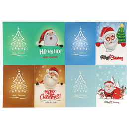 diy new year cards online shopping new year set xmas gifts present cards diy santa