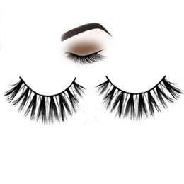 $enCountryForm.capitalKeyWord Canada - Y-28 mink hair eye lashes Mink Natural False Eyelashes fake eyelashes Plastic Cotton Stalk False Eyelash