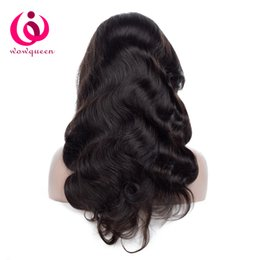 Product Bundle Pricing Australia - Malaysian Hair Body Wave Hair 3 bundles Wow Queen Products Hot Sale High Quality and Cheap Price Virgin Human Hair