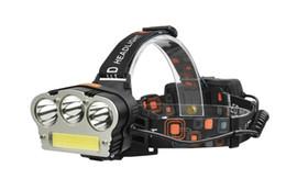 $enCountryForm.capitalKeyWord UK - Maimu 3 Led headlamp Hunting Red light Fishing USB headlight Mobile charge head light 18650 battery flashlight head torch M04