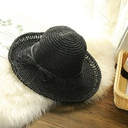 $enCountryForm.capitalKeyWord Australia - Beach Hats for Women Travel Adult Casual Straw Hat Chapeu De Praia Summer Beach Hats for Women Sun Summer Cap Ladies 2018