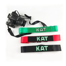 Camera Shoulder Strap NZ - Universal Adjustable JDM Style Tak Camera Strap Camera Shoulder Neck Strap Belt for Racing Souvenirs