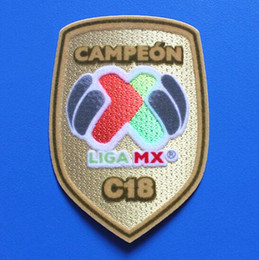$enCountryForm.capitalKeyWord Australia - 2018 Campeon Liga MX C18 Soccer patch Mexican Football League soccer badge