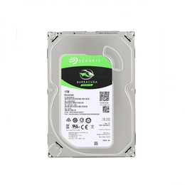 Discount internal hard disks - Seagate 1TB Desktop HDD Internal Hard Disk Drive 2T 3T 4T SATA 6Gb s 64MB Cache 3.5-inch ST1000DM004 HDD Drive Disk For
