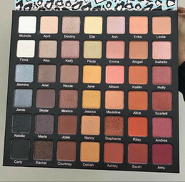 violet voss palette Australia - VIOLET VOSS Pro Ride Or Die eye shadow Palette 42 colors Limited Edition Eyeshadow Palette makeup.