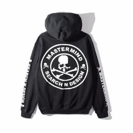 60cf046d 2018 NEW 1a:1 High Quality Mastermind Japan Pullover Hoodies hip hop Men  Women MMJ Skeleton Fashion Casual Sweatshirts black