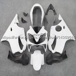 Custom Body Honda Cbr Australia - 5Gifts+Custom Injection mold white motorcycle hull for HONDA CBR 600F4i 2004 2005 2006 2007 CBR600 F4i 04-07 ABS Fairings body kit