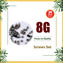 $enCountryForm.capitalKeyWord Australia - For iPhone 8 Full Screw Set With 2 Dock Connector Bottom Torx Screws Complete Sets Replacement Accessories for Apple iphone8 8G