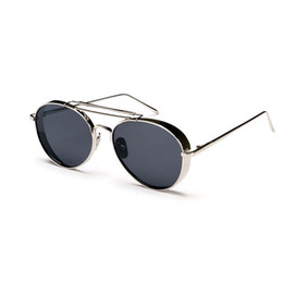 d6206898c180ca New Design Óculos De Sol para as mulheres com seções grossas de óculos  Óculos De Sol Espelhado Designer de Marca Óculos de Sol Vintage óculos