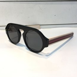 Protection Package online shopping - Luxury Sunglasses For Women Brand Designer S Round Summer Style Rectangle Full Frame Top Quality UV Protection Come With Package