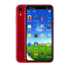 "Chinese  Goophone xr 1GB RAM 4GB 8GB 16GB ROM MTK6580 Quad Core 5MP 3G WCDMA Fake 4G LTE displayed Dual SIM 6.1"" Phone manufacturers"