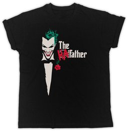 28a5384fa Batman The Dark Knight Joker Ha Ha T Shirt Heath Ledger Suicide Squad  Printed Men T-Shirt Short Sleeve Funny Tee Shirts