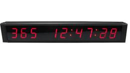 En Gros GANXIN Grand Affichage LED Rouge Intrieur Compte Rebours Jours Diffrs Jusqu Vnements