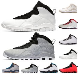 Steel art tableS online shopping - Hot sale s Cement men basketball shoes Chicago Bobcats Steel Cool Grey I m Back Westbrook trainers mens designer shoes sports sneakers
