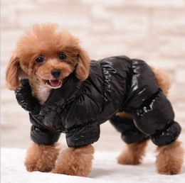 Impermeabile Pet Dog Coat Coat For Small Dog Winter Puppy Jacket Abbigliamento caldo Prodotti per animali in Offerta