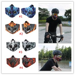 Bikes sportswear online shopping - New Arrivals Outdoor Training Sports Cycling Dust Mask Bike Bicycle Masque Nylon Anti PM2 Running Sportswear