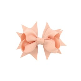 $enCountryForm.capitalKeyWord UK - Promotion!8cm Colorful Forked Tail Hair Clip Bowknot Hairpin Baby Birthday Gifts Kids Boutique Barrettes Hair Accessories Kids Headwear H33