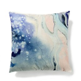 $enCountryForm.capitalKeyWord UK - Geomantic Ink Painting Cotton Linen Pillow Case Home Furnishing Exquisite Ornament Pillowcase Office Easy Carry 4 5rca cc