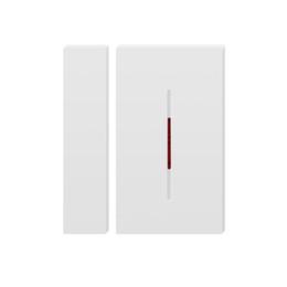 Alarm Window Switch UK - SONOFF DW1 433Mhz Door Window Sensor Magnetic Wireless Detector WIFI Alarm Security System Support RF Bridge Smart Switch Alexa