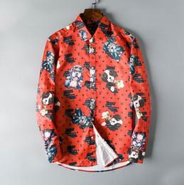$enCountryForm.capitalKeyWord Canada - Wholesale-New 2019 High quality Mens Shirts Designer Brand Fashion Business Casual Dress Shirt with french cufflinks Free Shipping #8191