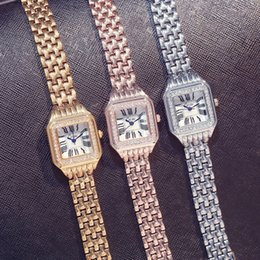 Michael Quartz Canada - Fashion Watches michael Quartz Watch Casual Full Steel Dial Style woman All over the sky stars Crystal Diamond Rome Word Dial Style Watches