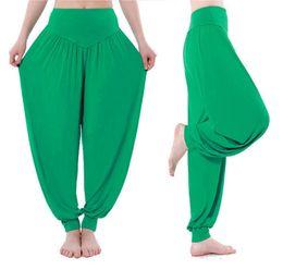 $enCountryForm.capitalKeyWord Canada - New Modal Yoga Pants Lantern Pants Dance Fitness Pants Casual Sweatpants