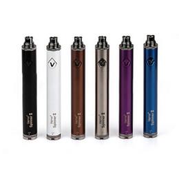 Spinner ii mini online shopping - 1650mah Vision Twist Spinner II Battery Variable Voltage V V Mini V Ego Evod For Electronic Cigarette Vapor