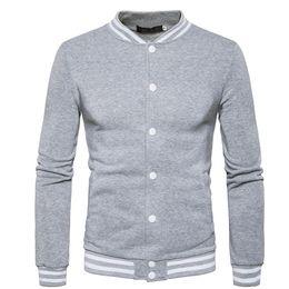 $enCountryForm.capitalKeyWord Australia - Fashion Men Bomber Jacket Baseball Hip Hop Patch Designs Slim Fit Pilot Bomber Jacket Coat Men Jackets Plus Size S-2XL