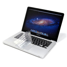 Ingrosso Cover protettiva per tastiera trasparente in TPU per Macbook Air Pro Retina 13/15/17