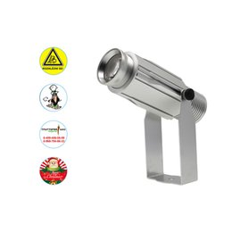 $enCountryForm.capitalKeyWord NZ - 20W LED Gobo Logo Projector Waterproof Aluminum Alloy Single Image Static Customize Festival Images 2000lm LED Projector Light for Christmas