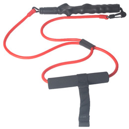 swing trainer golf training aids NZ - Andux Golf Training Equipment Golf Swing Resistance Bands Golf Training Aids Pull Rope HGLLS-01