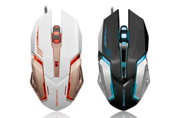 Discount school notebooks designs - USB Wired Gaming Mouse 1000 DPI 4 Button Gamer with Stylish Design for Computer PC Notebook Office School Optical Mute M