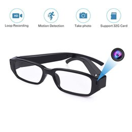 $enCountryForm.capitalKeyWord Australia - 8GB memory Built-in Full HD 1920*1080P Eyewear Camera Eyeglasses Camera Glasses Fashion Loop Video Recorder Portale Security Cam PQ162