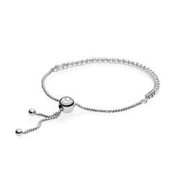 White Silver Bracelet Australia - PDB1 fashion women brand bracelet $925 sterling silver adjustment crystal bracelet with white and pink stone for gift