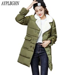 $enCountryForm.capitalKeyWord Australia - Womens Winter Jackets And Coats 2017 Thick Warm Down Cotton Padded Parkas For Women's Winter Long Jacket Female Coats Plus size