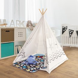 Popular kids teepee tent play house party tent children tent for sale & Kids Teepee Tents NZ | Buy New Kids Teepee Tents Online from Best ...