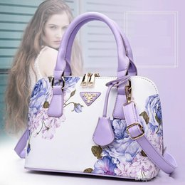 ca0855e7e5cf Wholesale- China Style Original Shoulder Bag Lady Retro Shell Handbag Sac a  Main Luxury Women Designer Handbags High Quality Women Hand Bag