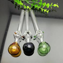 $enCountryForm.capitalKeyWord Australia - Large color glass pot Glass bongs Oil Burner Glass Water Pipes Oil Rigs Smoking Free